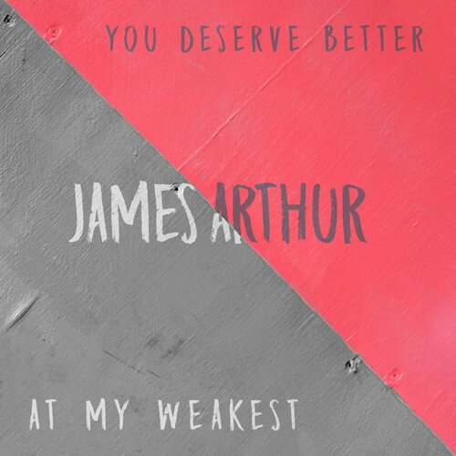 Cover - You deserve better / at my weakest