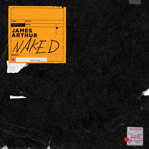 Cover - Naked