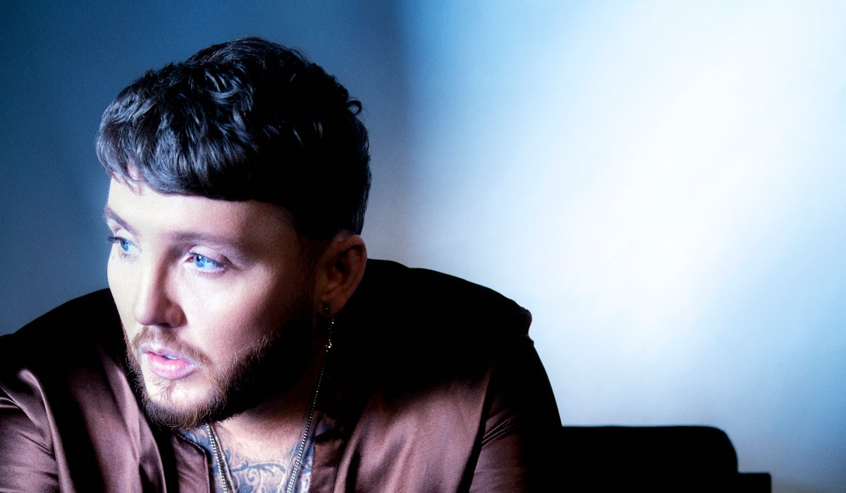 James arthur official website m4hsunfo